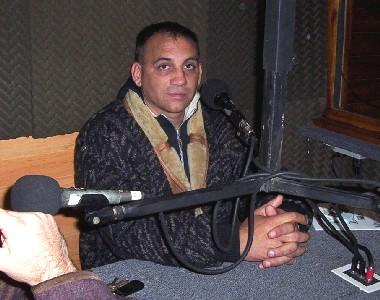 Dario Matteoni en FM Open 99.5