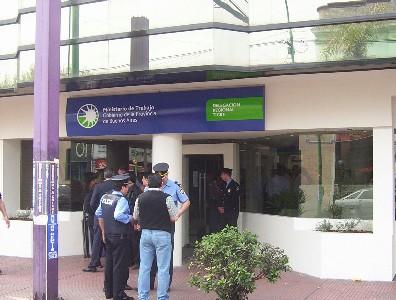 Nuevo edificio para la Delegaci�n Tigre del Ministerio de Trabajo