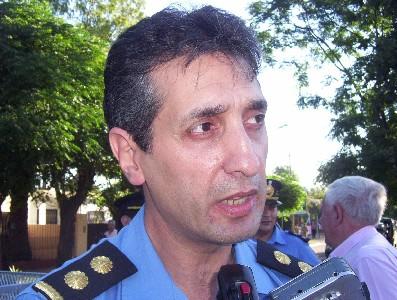 Comisionado Jorge Omar Nasrala, Jefe Departamental Conurbano Norte