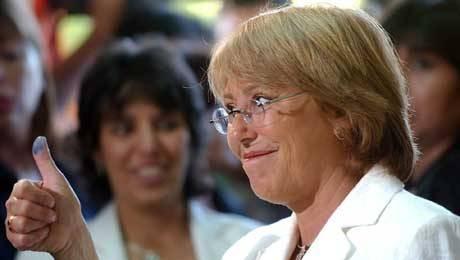 La Hija de Bachelet no tiene daños neurológicos y evoluciona bien