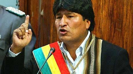 Evo Morales renunció a su cargo y se refugió en la localidad de Chimoré