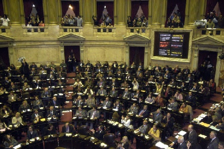 La Cámara Baja debatirá el desafuero de Patti