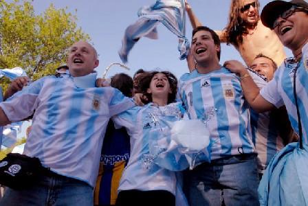 Argentina está en el tercer puesto en la demanda de entradas para el mundial