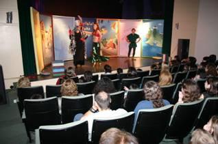 San Isidro: Teatro infantil en vacaciones de invierno