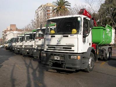 La municipalidad de San Fernando busca mejorar el servicio nocturno de recolección de residuos
