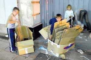 Erradicarán la tarea de los cartoneros en la ciudad de Buenos Aires