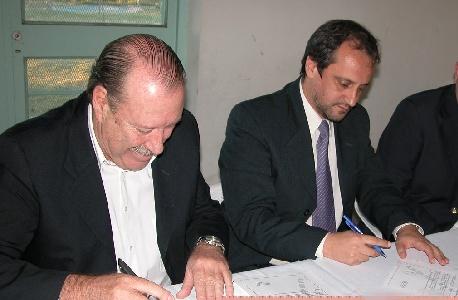 Firman un convenio para construir una nueva guarder a for Guarderia el jardin san fernando