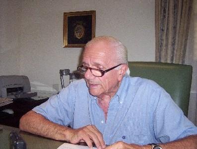 Pesar por el fallecimiento del ex intendente de Tigre Hiram Gualdoni