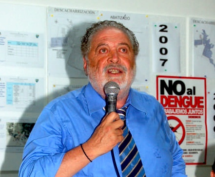 El Ministro de Salud y Ambiente de la Nación, Dr. Ginés González García, participará de la firma del convenio entre el Intendente de San Fernando, Osvaldo Amieiro, y su par de Hurlingham, Luis Acuña