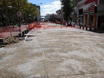 Avanzan las Obras del Centro Cívico de San Fernando