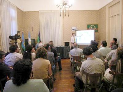 Debate en San Fernando sobre el alerta hidrológico