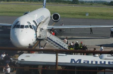 El gobierno transfiere a civiles el manejo del espacio aéreo - Ezeiza