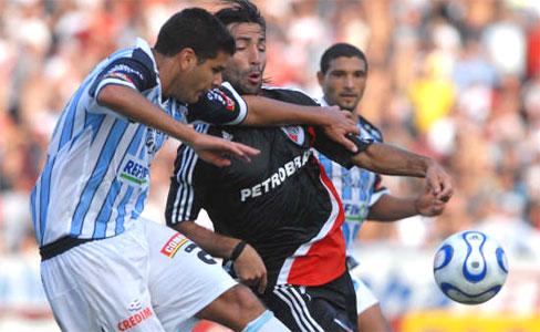 River perdió como local con Gimnasia de Jujuy