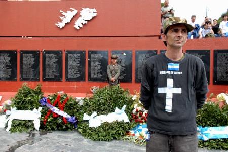 Actos en todo el pa�s para recordar la guerra de Malvinas
