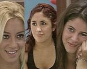 Claudia, Jessica y Marianela son la nuevas nominadas de Gran Hermano