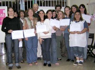 18 nuevos egresados curso de la RBDelta