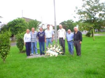 En San Isidro recordaron a los caídos de Malvinas