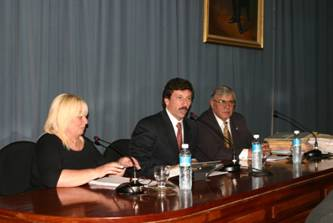 El doctor Gustavo Posse, inauguró un nuevo periodo de sesiones ordinarias del Concejo Deliberante de San Isidro