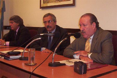 Amieiro inauguró el período legislativo 2007