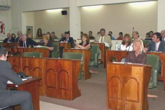 Primera sesión del Concejo Deliberante de San Isidro