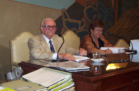 Gualdoni dio inicio al periodo de sesiones ordinarias en el HCD de Tigre