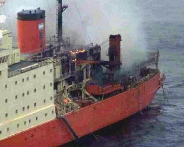 El Capitán del Irizar sigue a bordo y los tripulantes llegaron a Madryn