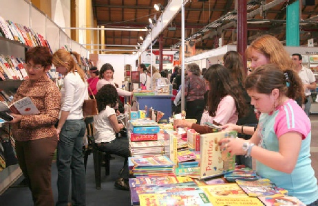 Abrió sus puertas la Feria del Libro