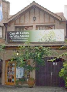 Villa Adelina tiene nueva Casa de Cultura