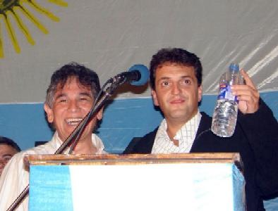 Massa y Muñoz