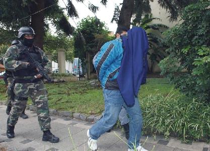 Condenan a banda del Negro Sombra por secuestro y mutilación