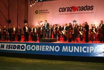 La Sinfónica de Berlín le puso brillo a la noche de San Isidro