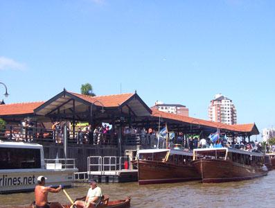 Fuerte incremento del Turismo en Tigre