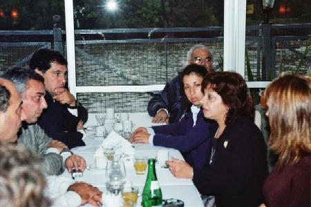 El Frente para la Victoria de Tigre se reuni� con la Secretaria de Pol�tica Ambiental