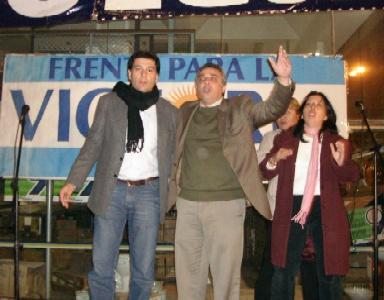 El Frente para la Victoria de Tigre homenajeó a Evita