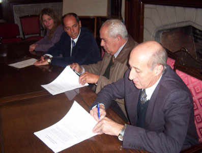 Anses firmó un convenio de pasantias con la UTN de General Pacheco
