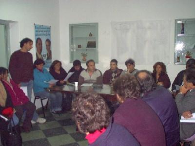 El Frente para la Victoria de San Isidro comienza a planificar sus actividades con vista a las elecciones de octubre