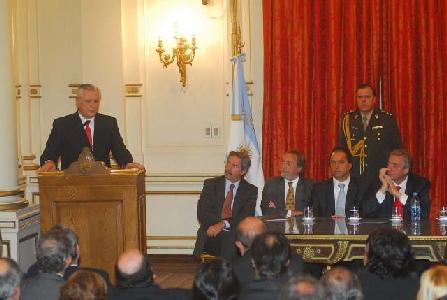 Ivoskus manifiesta su apoyo al Gobierno Nacional