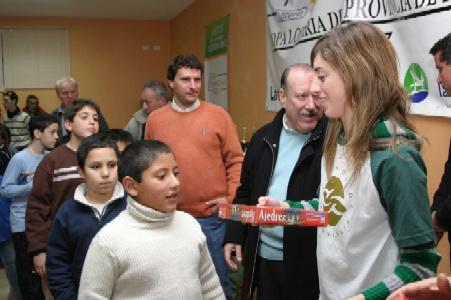 Comenzó el torneo de ajedrez semi rápido en San Fernando