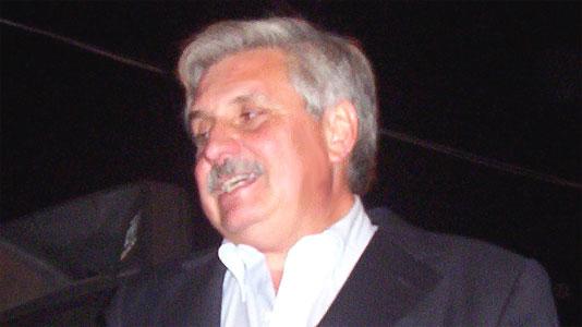 Ernesto Casaretto presentará oficialmente su candidatura en El Talar