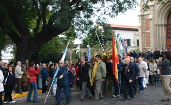 La Comunidad de San Isidro veneró a su Santo Patrono