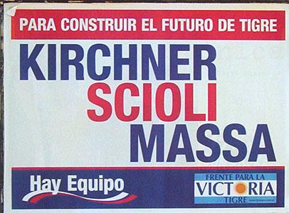 El Frente para la Victoria de Tigre ¿habrá definido su candidato?