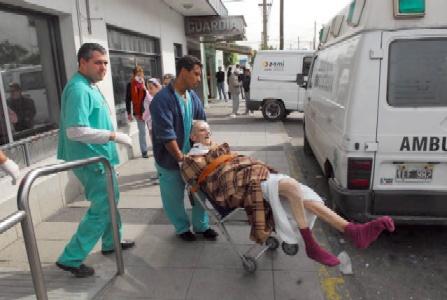 Elogios para quienes ayudaron ante en el siniestro de Vicente López