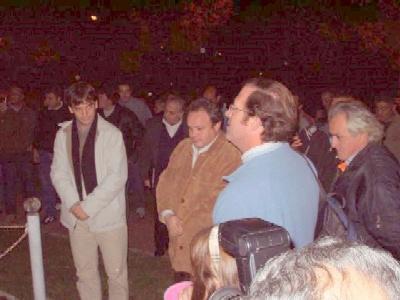 El Frente para la Victoria de San Isidro homenajeó a EVITA