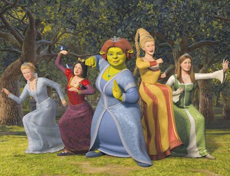 Shrek 3, el tercer estreno más exitoso de la historia, recaudó 122 millones de dólares