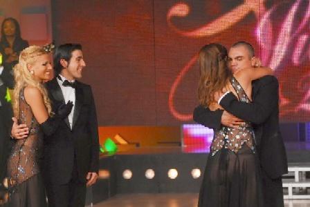 Carolina Oltra eliminada, la Hiena Barrios sigue bailando por un sueño