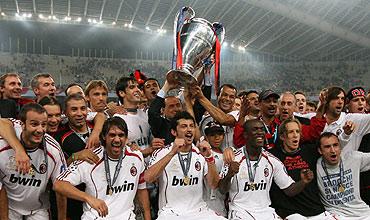 El Milan gana su séptima liga al vencer a Liverpool