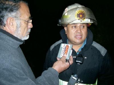 Se registraron dos incendios en General Pacheco, uno de ellos trágico