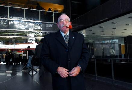 Osvaldo Raffo, el más prestigioso médico legista del país, declaró ante el Tribunal Oral Criminal 6 de San Isidro