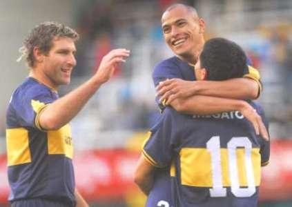 Venció 3-1 Gimnasia de Jujuy, con goles de Palacio, Battaglia y Clemente Rodríguez