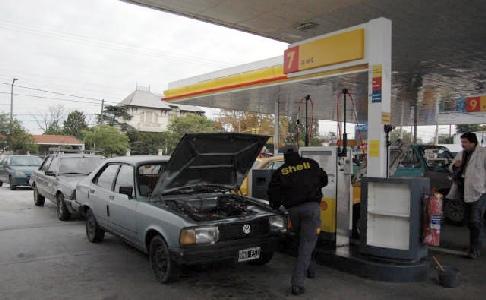 Restringen el GNC en el área de Gas Ban